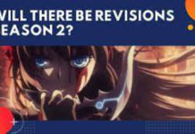 Revisions season 2