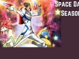 Space Dandy Season 3.