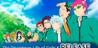 Saiki k Season 4