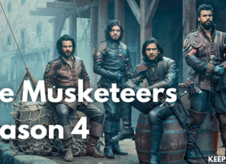 The Musketeers Season 4